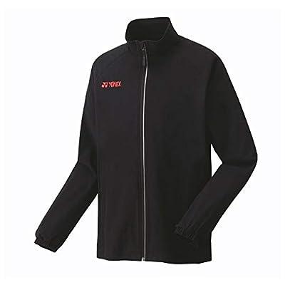ヨネックス(Yonex) ウォームアップシャツ(フィットスタイル) 50077 007 ブラック Ss
