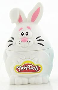 Play-Doh Easter Bunny - Filled with Play-Doh