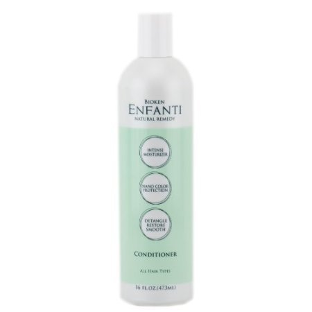 Bioken Enfanti Natural Remedy Conditioner 16.0 fl oz - 1