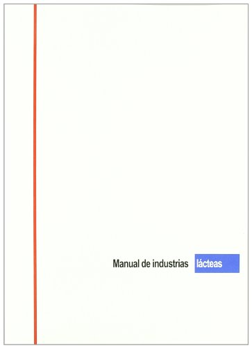 MANUAL DE INDUSTRIAS LACTEAS descarga pdf epub mobi fb2