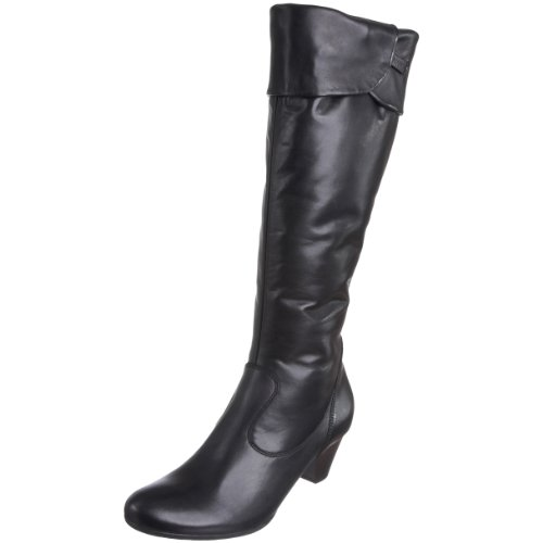 Gabor Women's Genoa Black Side Zip Boot 12.947.57 5.5 UK