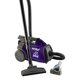 Eureka Pet Lover Canister Vacuum Cleaner 3684F