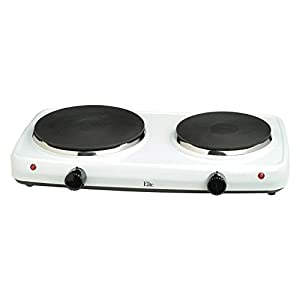 MaxiMatic Elite Cuisine Electric Double Buffet Burner by MaxiMatic