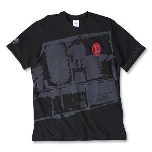 AC Milan 08/09 Style T-Shirt