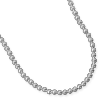 sterling-argento-collana-di-perline-argento-sterling