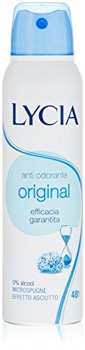 Lycia Deo Spray Original Ml.150