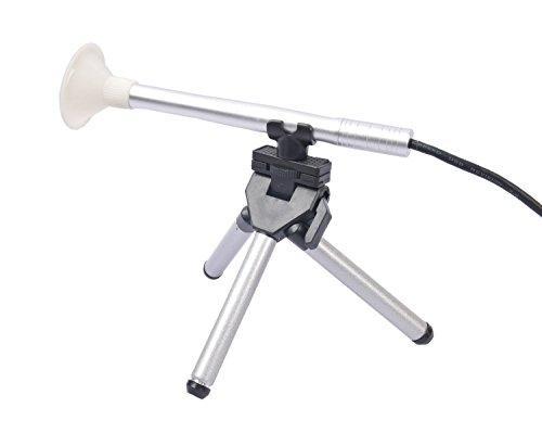 D-Click Tm High Quality High Quality0.1X ~ 200X Handheld Usb Digital Microscope Endoscope Loupe Otoscope Magnifier With 11Mm Tube Diameter Tripod Led (200X)