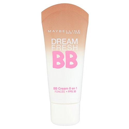 Gemey Maybelline Dream Fresh, BB Cream, tono medio scuro, 30 ml
