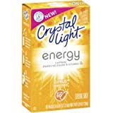 Crystal Light Energy On The Go Packets, Citrus, 10 ea