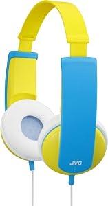 JVC HA-KD5-Y-E Kinder Stereo Kopfhörer gelb