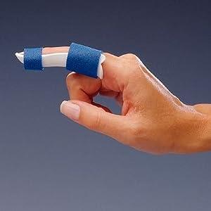 Amazon Com Sammons Preston Rolyan Finger Splint Straps