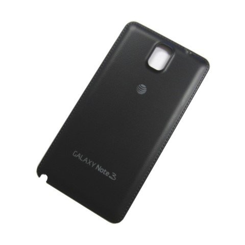 For Samsung Galaxy Note 3 N900A AT&T Back Battery Door Cover - Black - All Repair Parts USA Seller (Galaxy Note 3 At T compare prices)