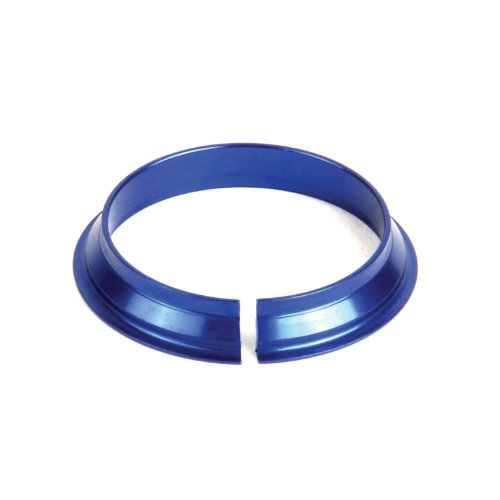 "Cane Creek 40-Series Compression Ring - 1-1/8"", Blue"