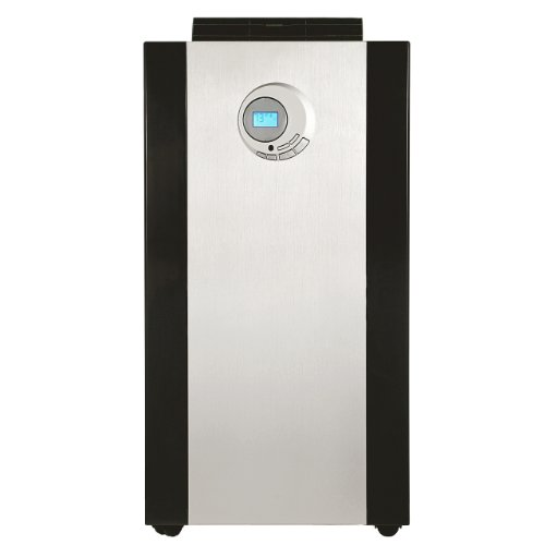 Whynter 14,000 BTU Dual Hose Portable Air Conditioner with 3M Antimicrobial Filter