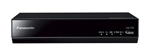 Panasonic 15V型 ポータブル 液晶テレビ 防水タイプ 500GB HDDレコーダー付き プライベート・ビエラ ブラック UN-15T5-K