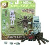 Overworld-Spider-Jockey-Minecraft-Mini-Fully-Articulated-Action-Figure-Series-2