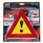 24-Led Roadside Vehicle Emergency Strobe Light Panel-Red Light(2*Aa)