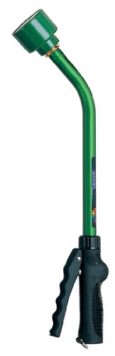 Dramm 12864 Touch-N-Flow Rain Wand 16-Inch Length, Green