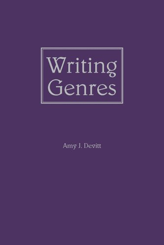 Writing Genres (Rhetorical Philosophy and Theory)