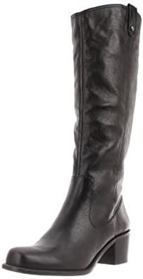 Jessica Simpson Women's Chad Knee-High Boot,Black Belluci Leather,6 M US