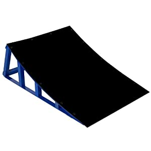 Skate & BMX - Grind Launch Ramp - Blue by Knalb