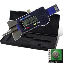 Pit Bull CHIC014-21 1-Inch Digital Depth Caliper-Gauge