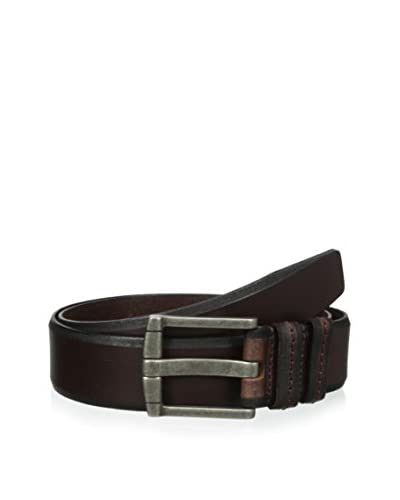 J.Campbell Los Angeles Men's Double Loop Knife-Edge Belt