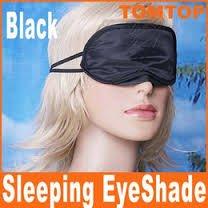 Importikah Eye Mask for Sleeping Blind Fold Eye Shade (Pair)