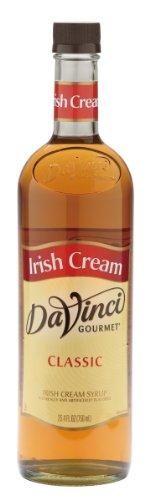 Davinci Gourmet Classic Flavored Syrups Irish Cream 750 Ml [Misc.]