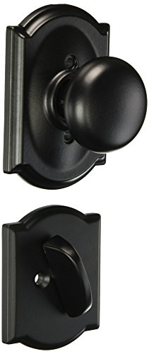 schlage-lock-company-f59ply622cam-plymouth-interior-pack-knob-set-with-single-cylinder-deadbolt-matt