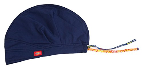 Dickies 83566A Adult's Antimicrobial Scrub Hat Navy One Size (Scrub Cap Navy compare prices)