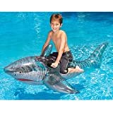 "INTERNATIONAL LEISURE PRODUCTS 9045 72"" INFLATABLE SHARK"