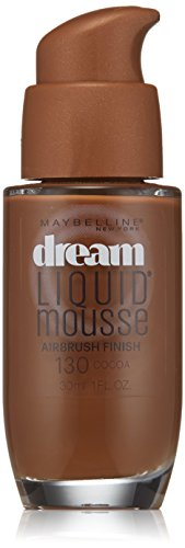 Maybelline New York Dream Liquid Mousse Foundation, Cocoa Dark 3