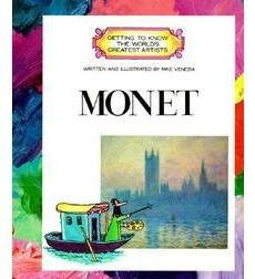 "Love this whole ""Getting to Know . . . "" series! This one is AWESOME for Cycle 2 Week 16 about Monet!"