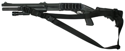 Specter Gear Sop 3 Point Tactical Sling With Emergency Release Buckle, Mossberg 500 With M-4 Type Collapsible Stock (Black) front-772537