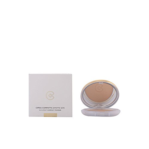 Collistar Silk-Effect Compact Powder, 2 Honey, Donna