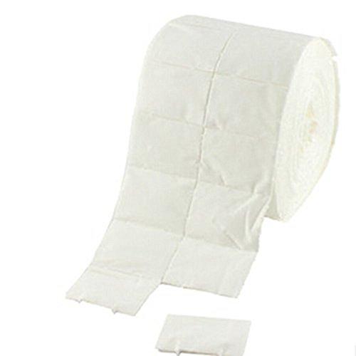500-X-Lint-Nail-Art-Manucure-gratuit-Carr-Cellulose-En-Coton-Pr-Nail-Art-Ongle