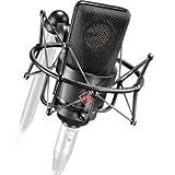 Neumann TLM 103-MT-Set | Large Diaphgram Mono Set Condenser Studio Microphone Black