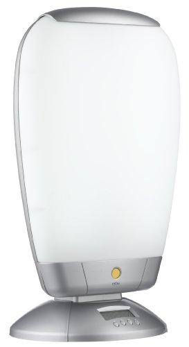 Exido 237-004 Phototherapy Unit SAD Light, with time switch clock and foot