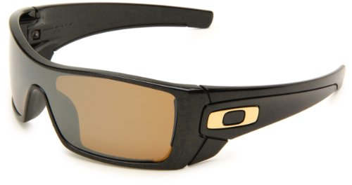 03ffbd6cde1 Oakley Men  39 s Batwolf Polarized Rectangular Sunglasses