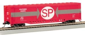 Bachmann Trains Southern Pacific Evans All-Door Box Car-Ho Scale