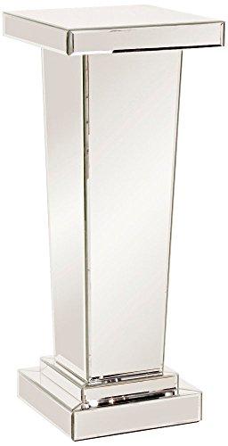 Howard Elliott 11132 Tapered Mirrored Pedestal, 15 x 15 x 36-Inch (Mirrored Pedestal compare prices)