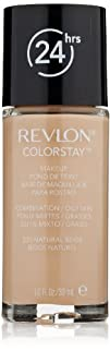 Revlon ColorStay Makeup CombinationOily Skin Natural Beige