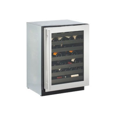 24 Bottle Wine Refrigerator front-110599