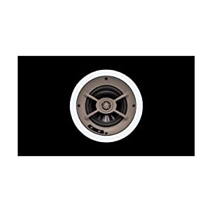 Proficient Audio Systems C640 6.5-Inch Graphite Ceiling Speakers (Pair) (Discontinued by Manufacturer)
