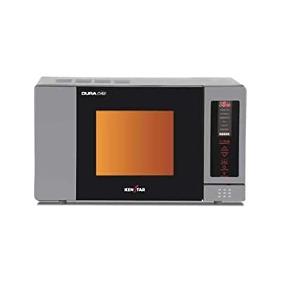 Kenstar KT26CSS4 26-Litre Convention Microwave Oven (Silver)