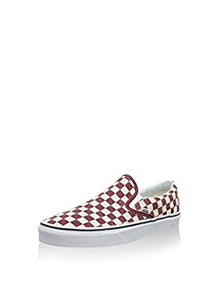 Vans Slip-On Classic (Burdeos / Crudo)