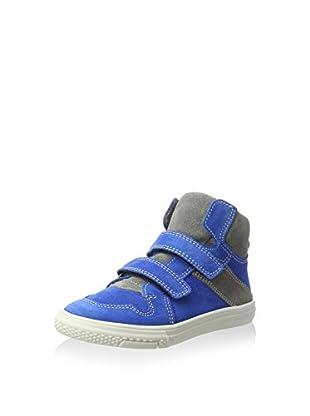 RICHTER Zapatillas abotinadas Mose (Azul / Gris)