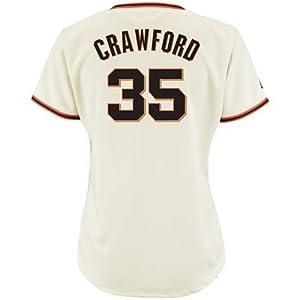 Crawford Women's Replica Home Jersey (medium) : Sports & Outdoors