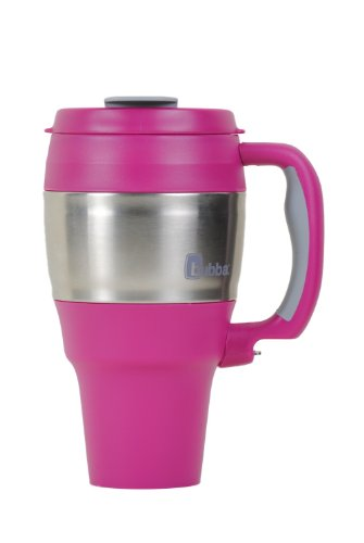 A 32 Oz Insulated Travel Mug To Hold Your Beverages